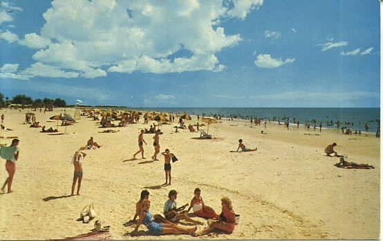 Florida Beach Scenes Views