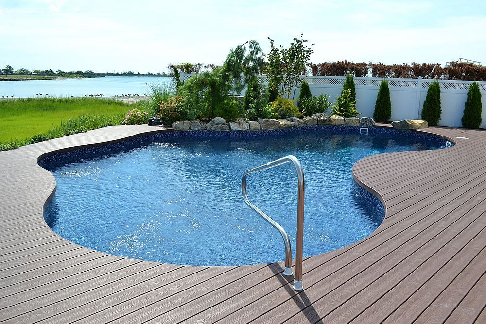 The Deck And Patio Company Replaces Pool Deck After