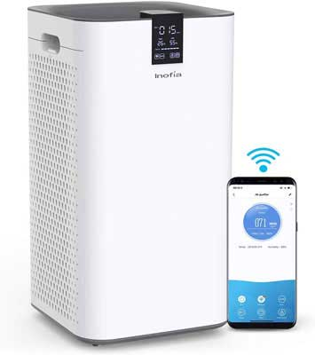 Top 10 Best Air Purifier With Hepa Filter In 2019 Reviews Aziby Hepa Air Filter Air Purifier Hepa Air