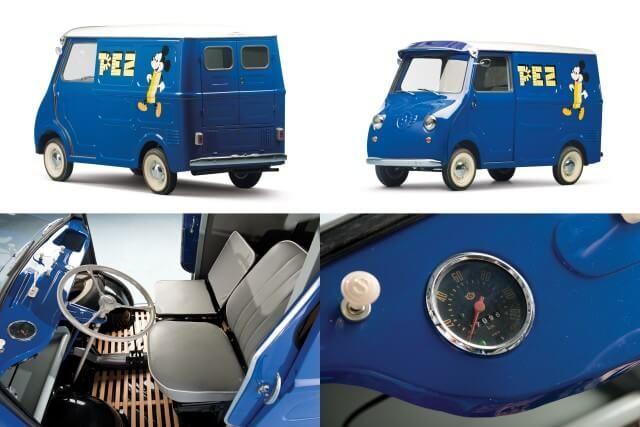 1958 Goggomobil TL400 Transporter