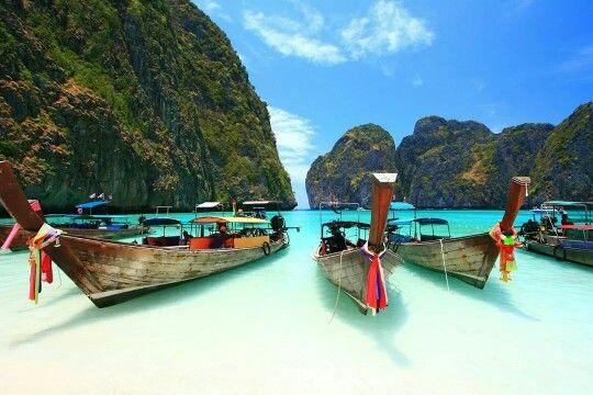Isla de phi phi, Tailandia