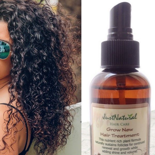 Brilliant Grow New Hair Treatment Natural Hairstyles For Women Draintrainus