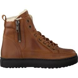 Photo of Giga Sneaker G3341 Cognac Jungen Giga