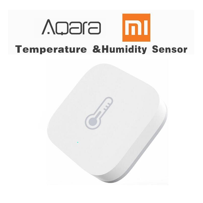 Xiaomi Aqara Smart Temperature Device Sensor | Smart home