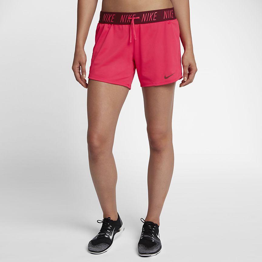 Nike drifit womens 5 training shorts gym shorts