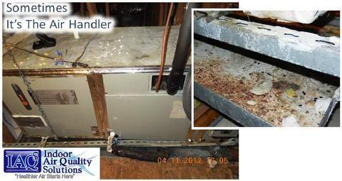Spray Polyurethane Foam (SPF) Insulation Nuisance Odor Investigations, Indoor Air Quality Solutions, IAQS