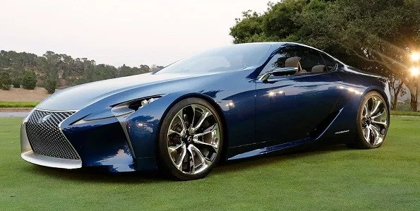 2019 Lexus Lc Trd Redesign This Model Is Available For Sale In Some Sorts These Kinds Of As Lc 500 Coupe Lc 500h A Hybrid Edition As Well Lexus Lc Lexus Trd