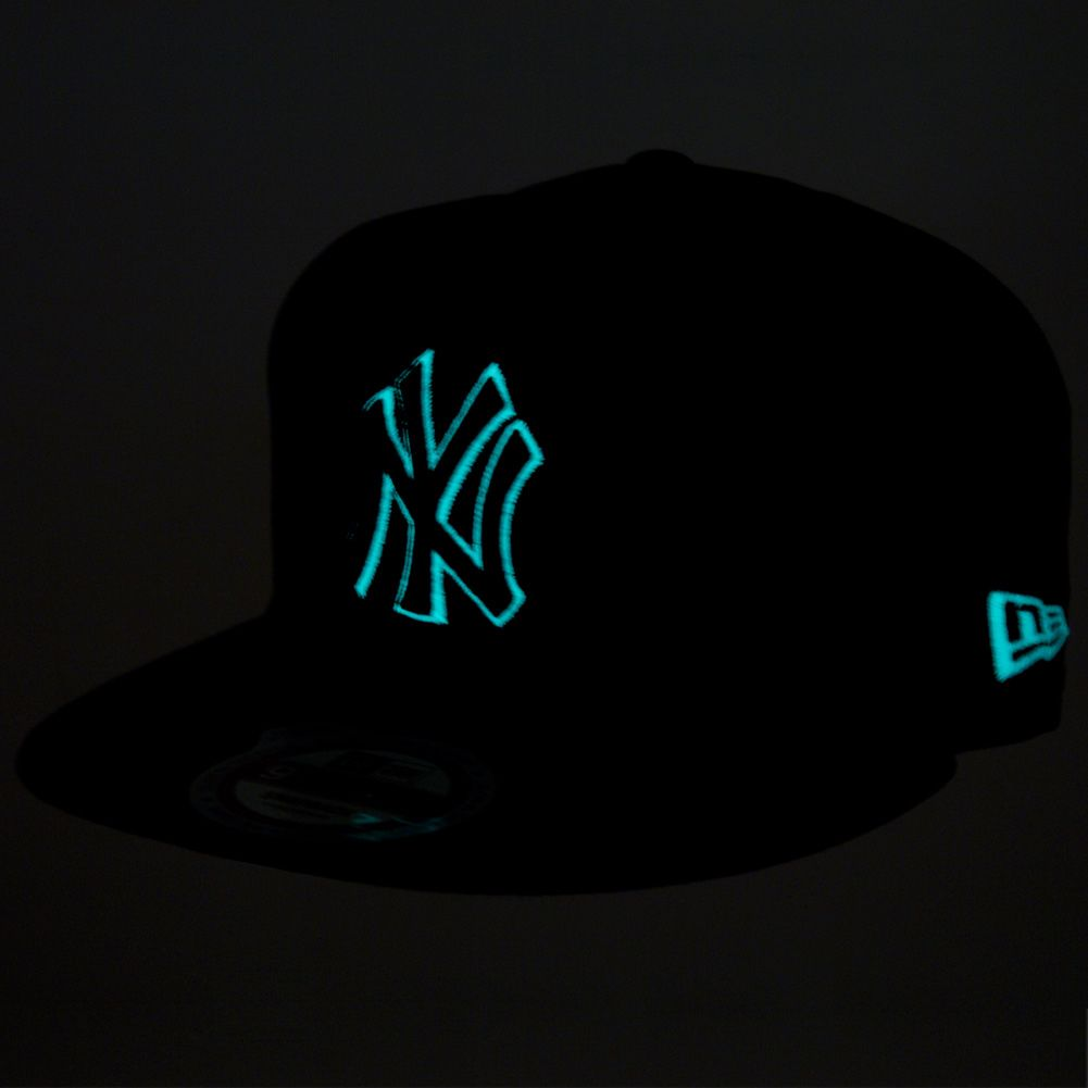 dd97a2f76f03d3 New Era Glow in the Dark Cap NY Yankees | hats | Cap, Ny yankees ...