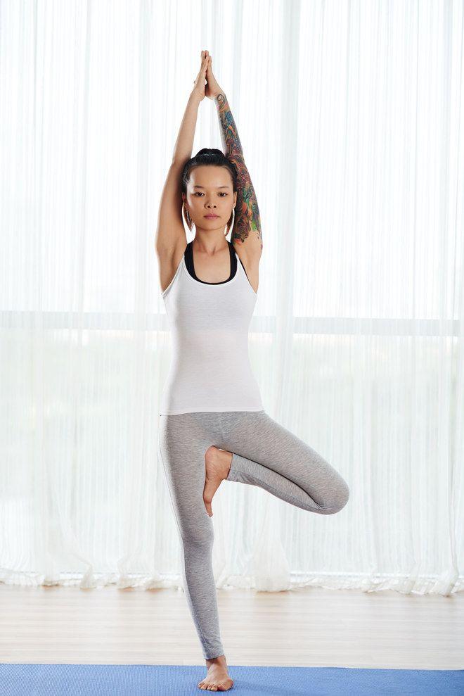 Posturas de yoga para todos los niveles #yoga #posturasyoga #yogafigures