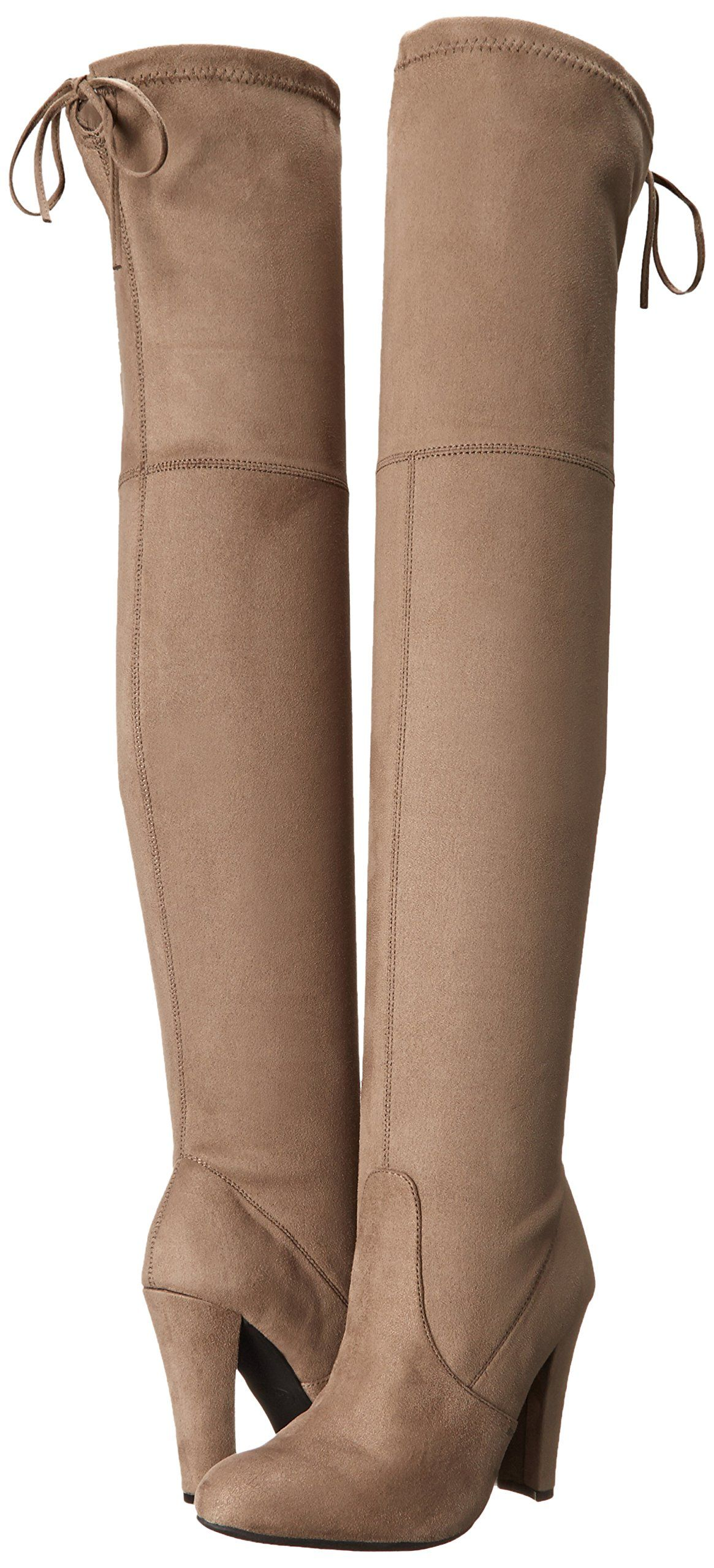 Amazon.com: Steve Madden Women's Gorgeous Winter Boot: Clothing