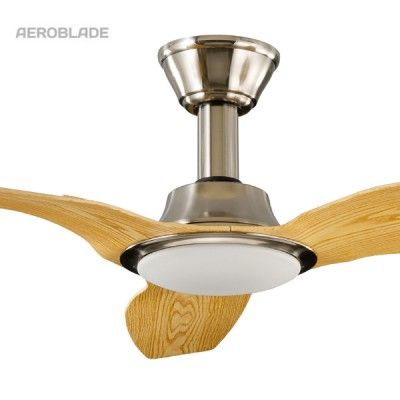 Trident DC Ceiling Fan High Airflow with LED Cool White Light
