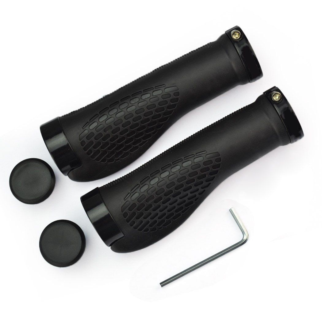 Tekcam Cycling Bicycle Handlebar Grips Specialized Bike Accessories Comfort Soft Rubber For Mountain Bike Kid Kids Bike Accessories Bike Accessories Kids Bike