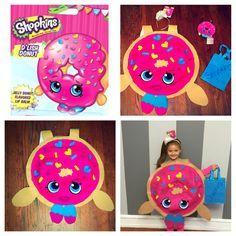D'lish donut, shopkins Halloween costume | shopkins stuff ...
