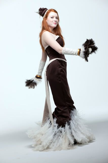 Awesome Babette costume from \