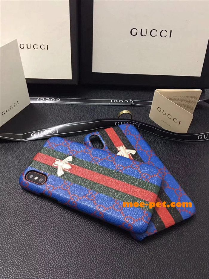 GUCCI iPhonex/8ケース ファッション