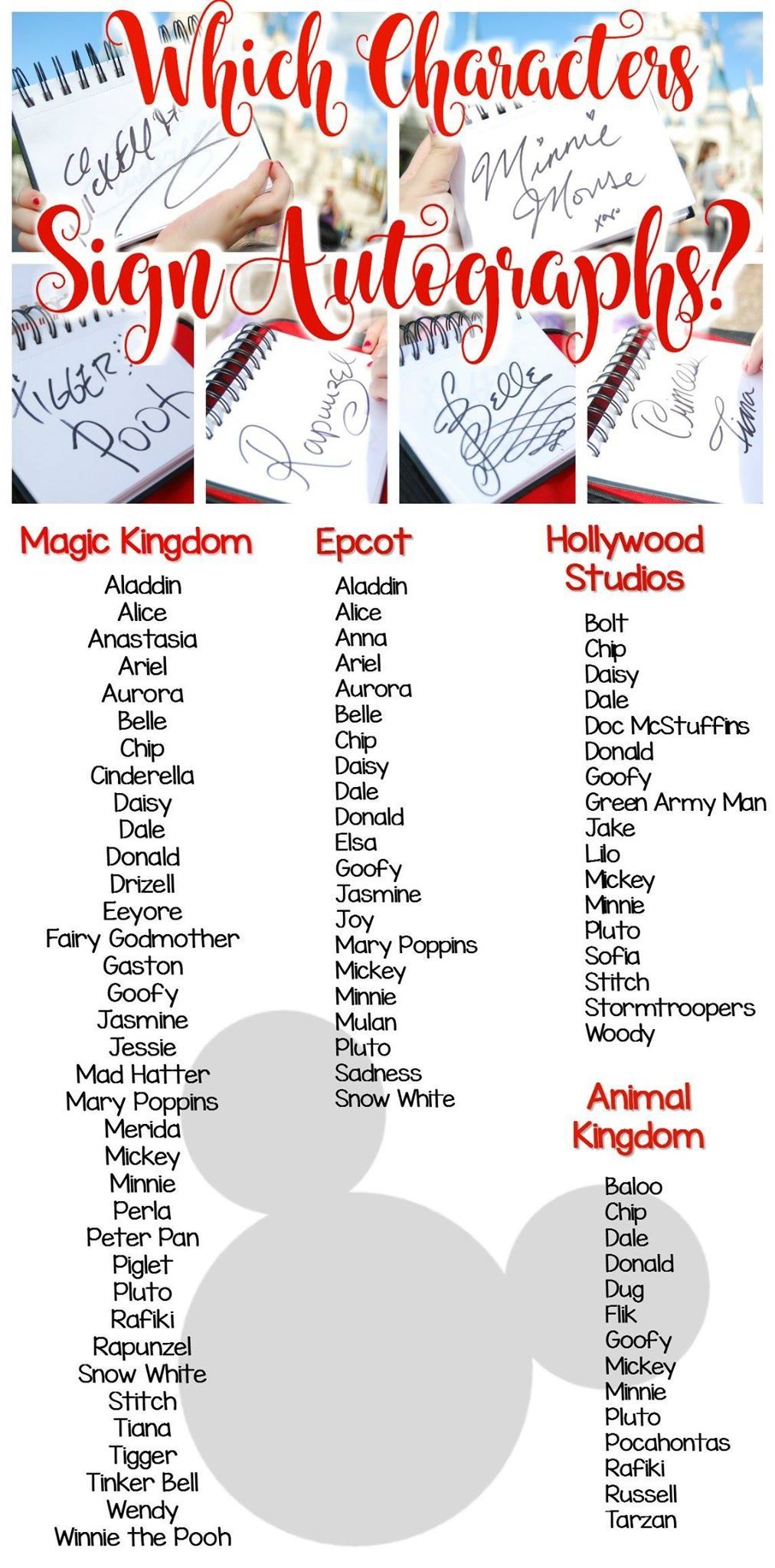 Take Your Loved Ones on a Disney Family Vacation #disneycharacters