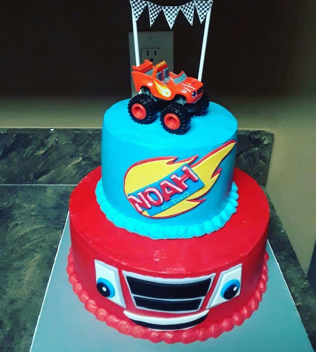 17++ Blaze birthday cake topper ideas in 2021