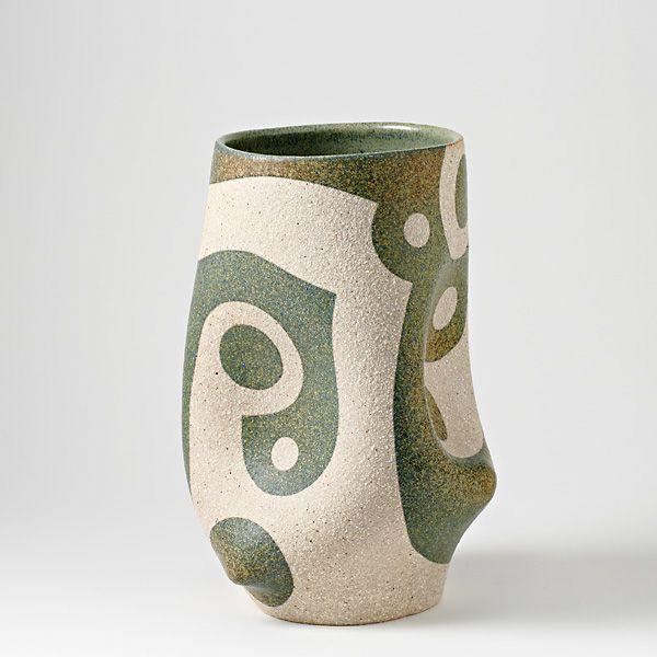 Vase Gustavo Pérez   Galerie Silbereis