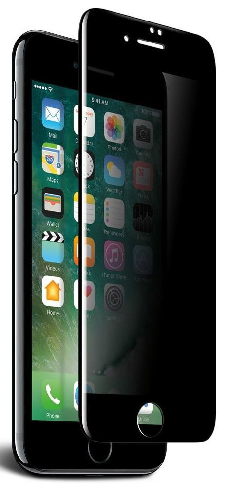 competitive price 3a099 3a352 iPhone 7 Plus Privacy Screen Protector Tempered Glass | IPhone 7 ...