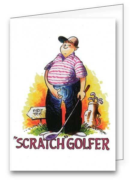 Scratch bottom golf