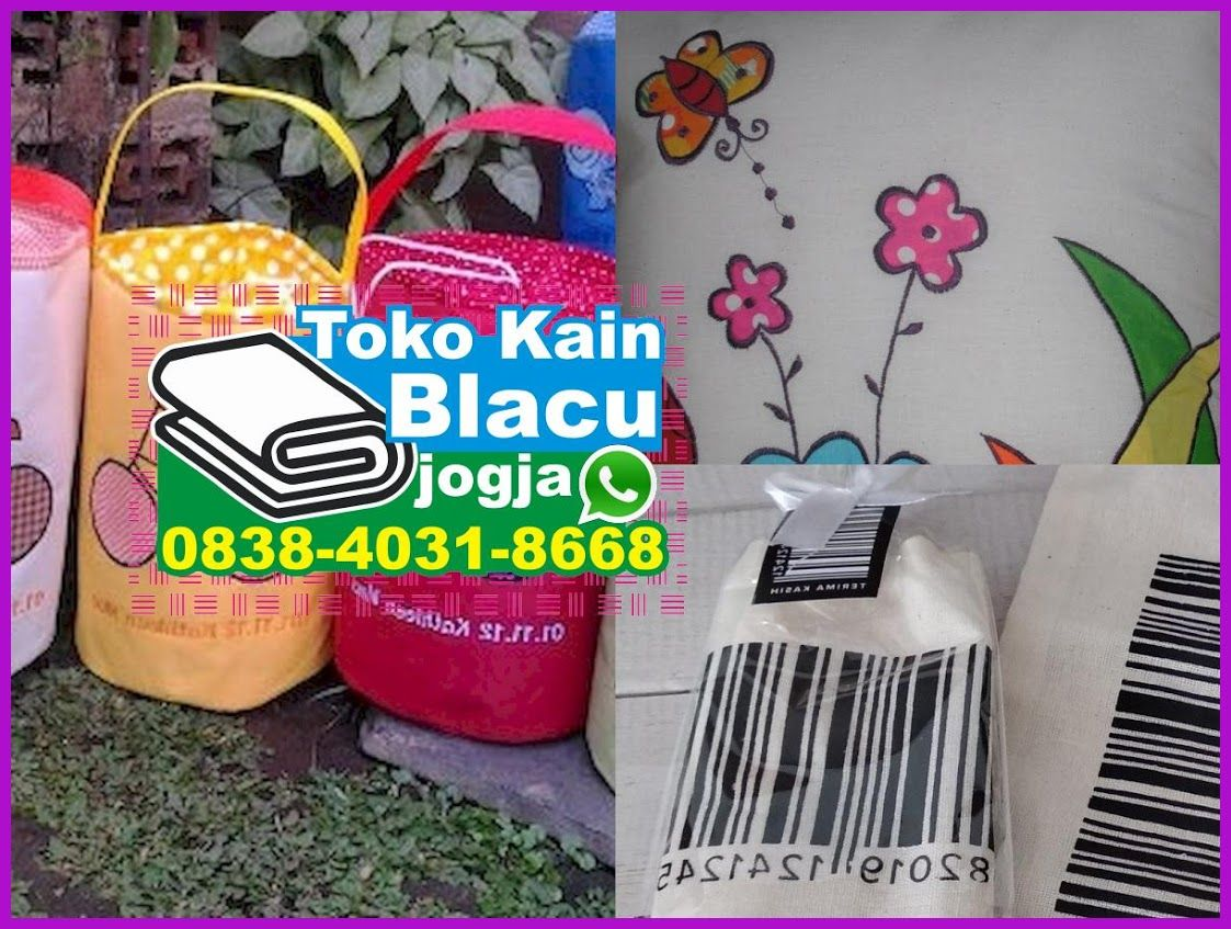 Tas Blacu Jogja Factory Bantul Regency Special Region Of