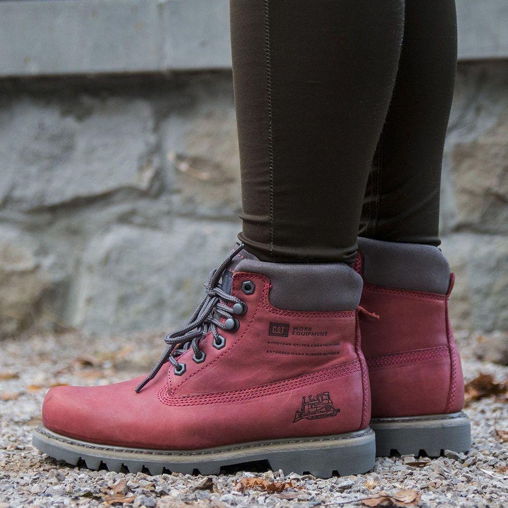 Lastest Caterpillar Boots For Women With Popular Styles | Sobatapk.com