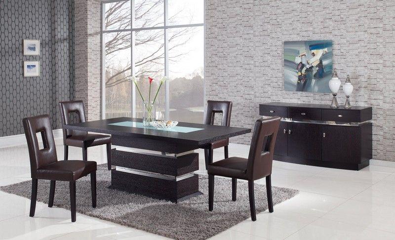 Global Furniture Dining Room Set Gl Dg072dt S Contemporary