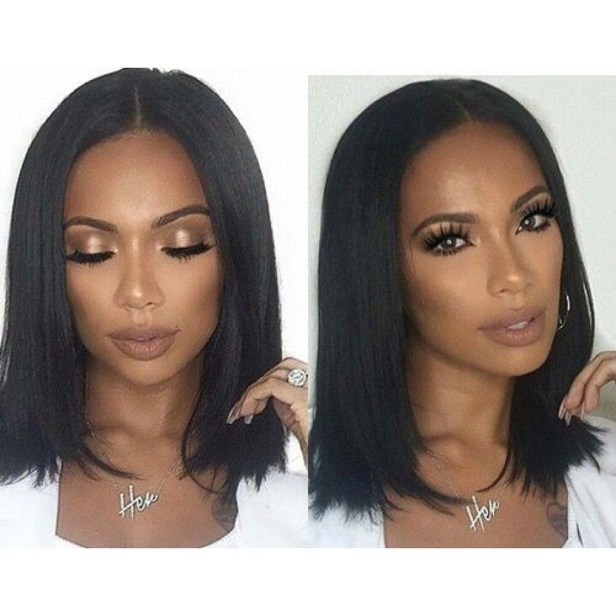 14 inch bob hairstyles for african american women short