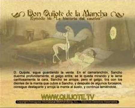 Videocuento Epis.#14 Resumen DON QUIJOTE DE LA MANCHA (1979) - QUIXOTE - YouTube