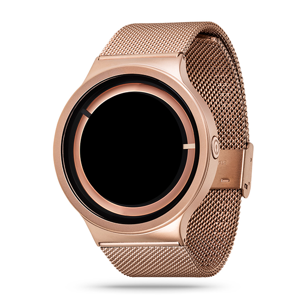Buy your ZIIIRO Eclipse Metallic Rose/Gold® Watch from an authorised retailer with free worldwide delivery. October 2016 collection and 5% off your first order