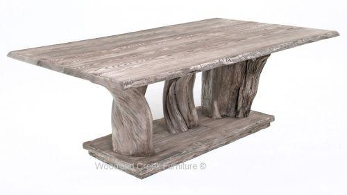 Strange Modern Organic Table Natural Tree Stump Driftwood Branch Home Interior And Landscaping Eliaenasavecom
