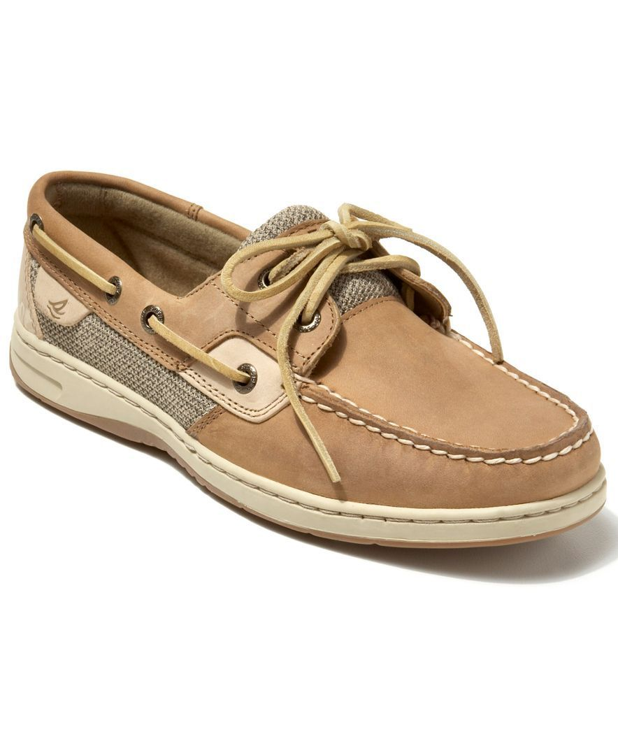 Sperry Women's Bluefish Boat Shoes - All Women's Shoes - Shoes - Macy's