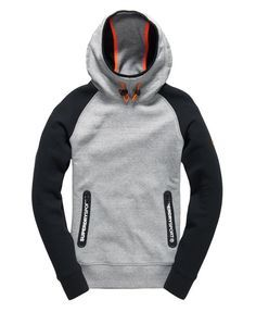 huge selection of a2e69 0be3c Superdry Gym Tech Raglan Hoodie | Fitnessbekleidung ...