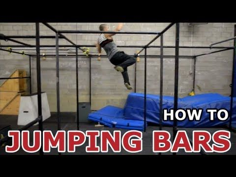How To - Jumping Bars TUTORIAL - Ninja Warrior - YouTube ...