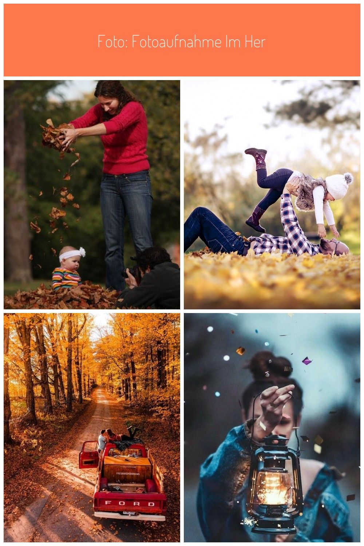 Foto Fotoaufnahme im Herbst  fotoshooting