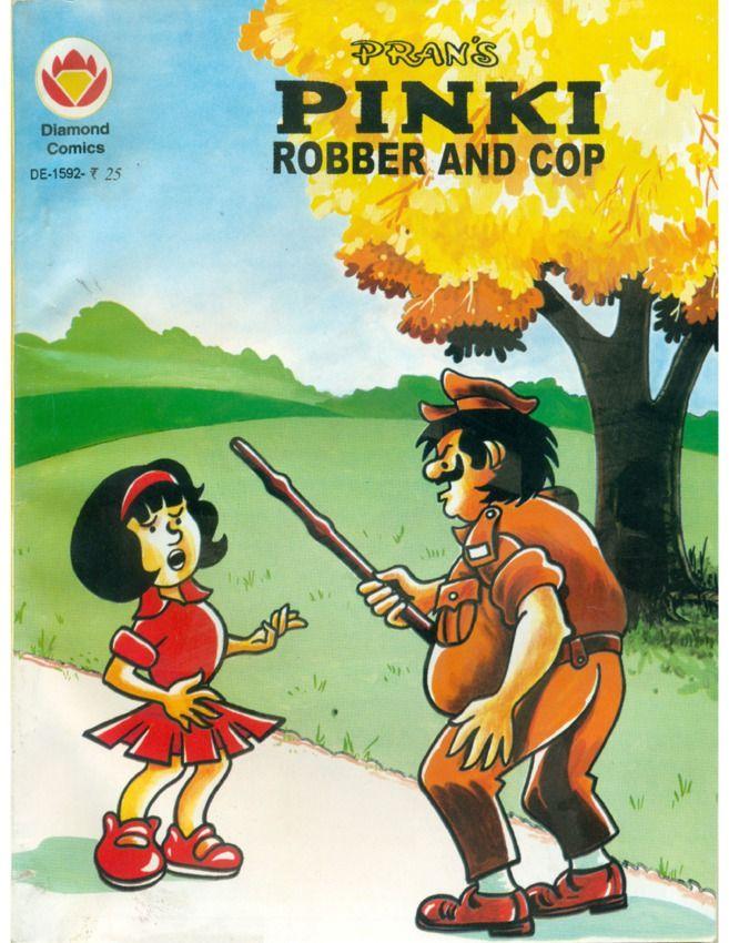 Pinki Comics in English Magazine - Buy, Subscribe, Download