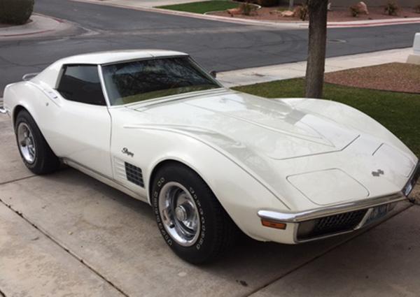 1971 Corvette Coupe For Sale In Nevada Nevada Corvette For Sale Corvette Stingray For Sale Corvette For Sale Corvette