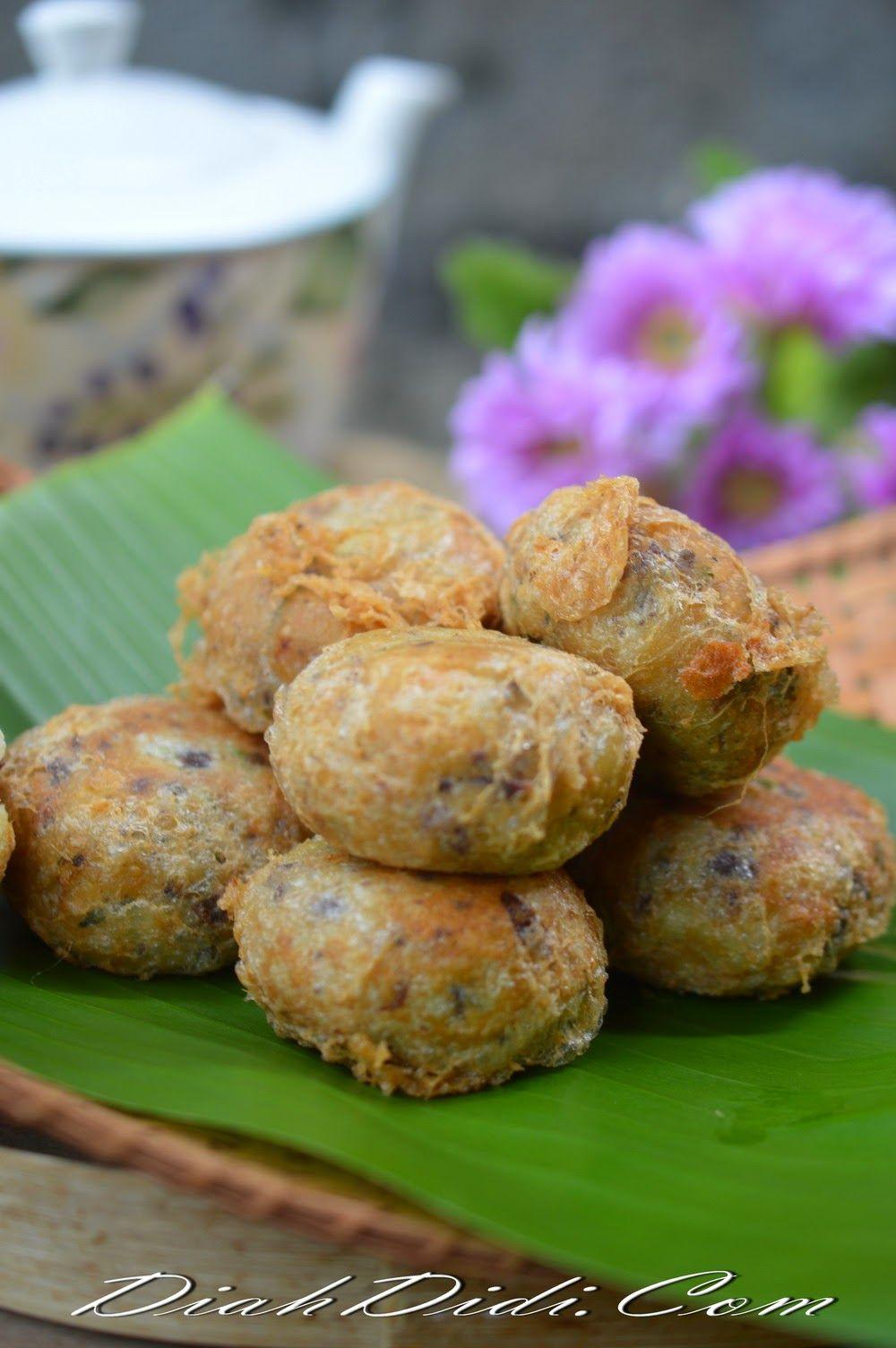 Perkedel Kentang Ala Padang Resep masakan, Kentang