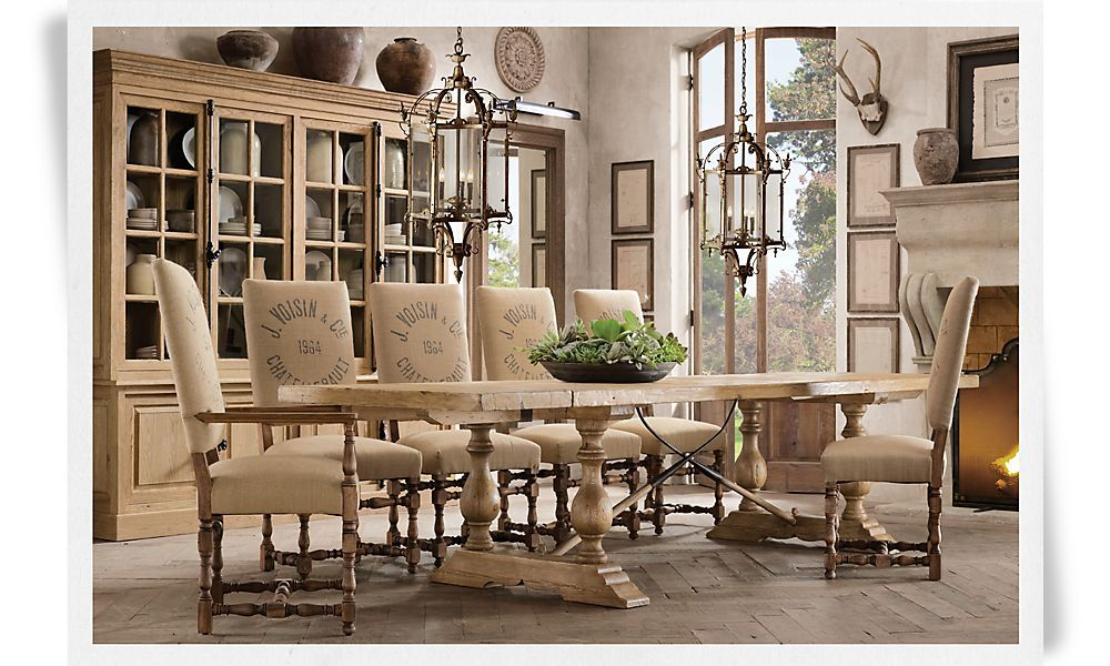 BOISERIE & C.: Sale Lunch - Dining Room
