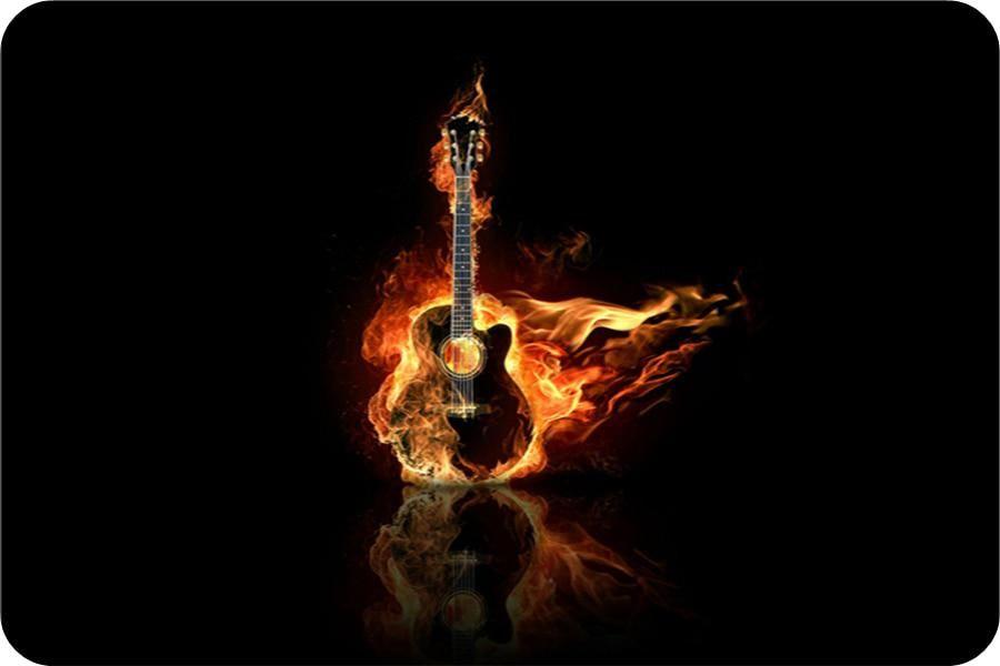 Custom Gibson Les Paul Doormat Gibson Door Mat Music Mats Black ...