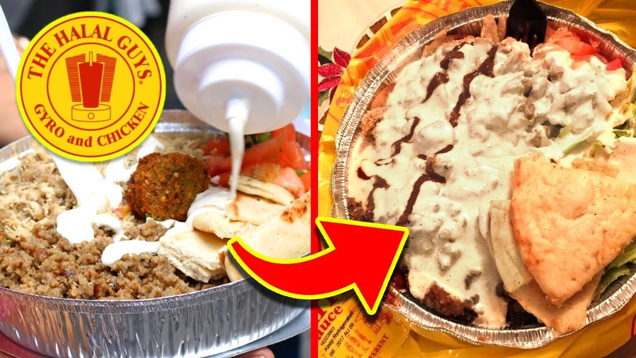 Top 10 Untold Truths Of The Halal Guys In 2020 Halal Recipes Halal Food