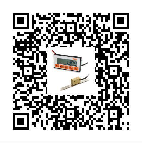 CODIGO QR del Indicador de posición digital con sensor magnético MPI-15 de ELESA