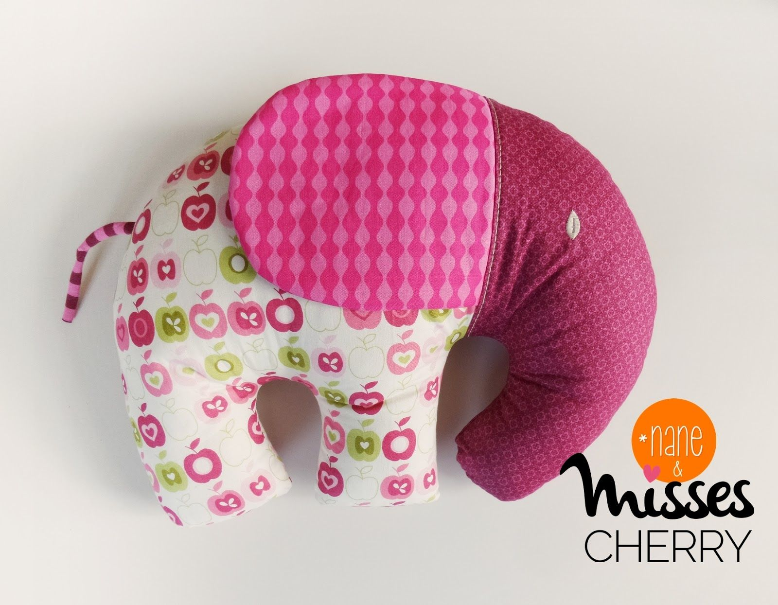 Elefantenkissen (Misses Cherry) | Pinterest | Kostenlos ...
