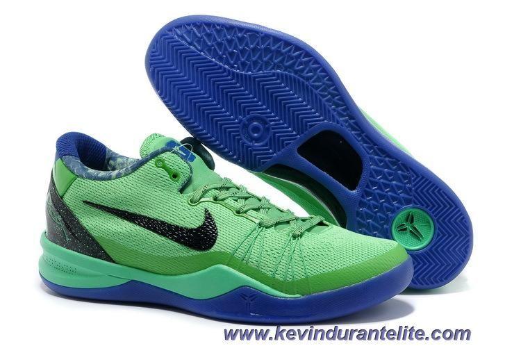 Nike Kobe 8 System Elite GC Poison Green Superhero 586590-300 Sale