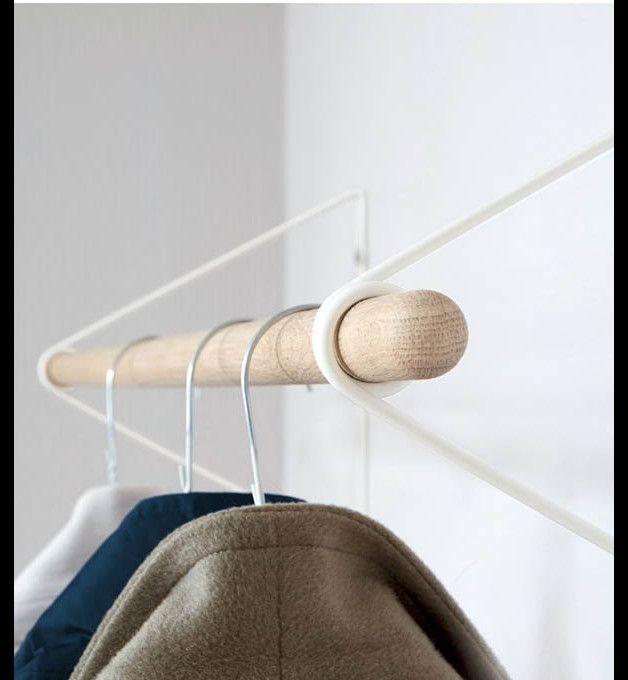Spring Die Puristische Garderobe Für Eine Zeitlose