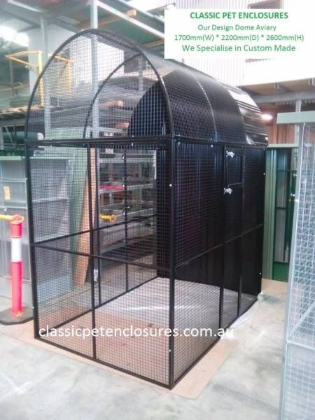 Top Quality New Dome Aviary Dome10 Made To Last Pet