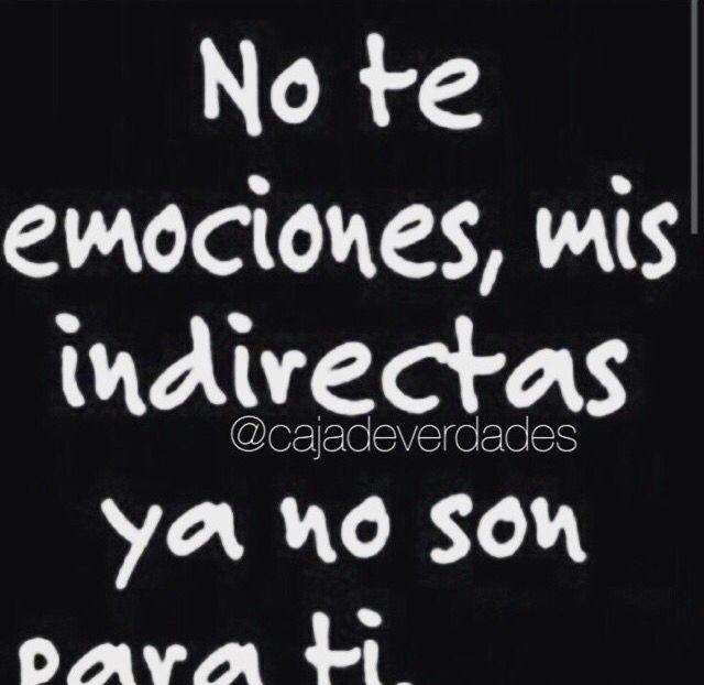 No te emociones.. No son para ti xxD