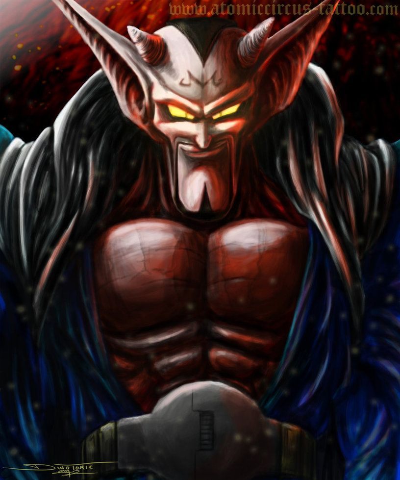 Dabura From Dragonball By Atomiccircus On Deviantart Dragon Ball Super Dragon Ball Art Dragon Ball