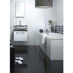 Super Black Polished Porcelain Floor Tile 600x600 | Future Home ...