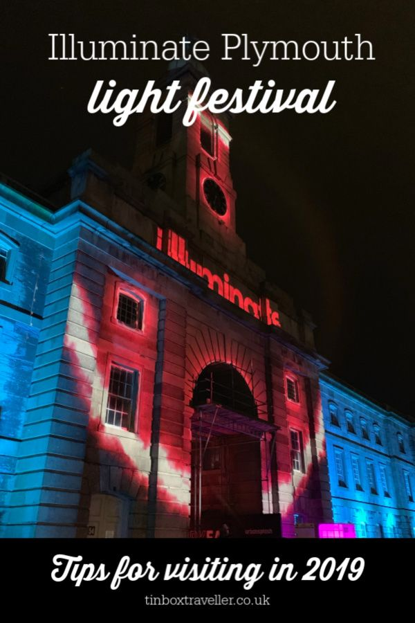 Illuminate Plymouth 2019 - Mayflower 400 light festival Everything you need to know about Illuminate Plymouth in 2019 and handy information for visiting with kids. This free four day light festival is part of Mayflower 400